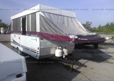 2006 FLEETWOOD POP UP CAMPER