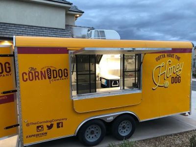 Corn Dog Food Truck