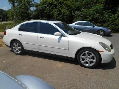 $3,000, 2003 Infiniti G35 For Sale