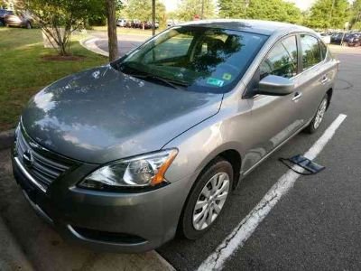 2014 Nissan Sentra SV w.Driver and Navigation Packages