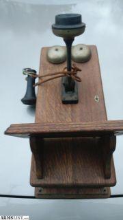 For Trade: Antique phone