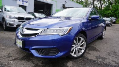 2016 Acura ILX 4dr Sdn w/Technology Plus Pkg (Catalina Blue Pearl)