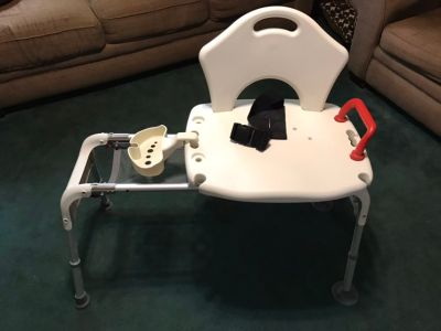 Drive shower chair
