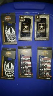 New Harly Davidson, Us Army Phone Cases