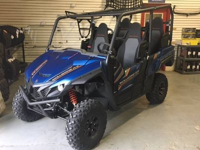 2019 Yamaha Wolverine X4 SE Sport-Utility Utility Vehicles Brilliant, OH