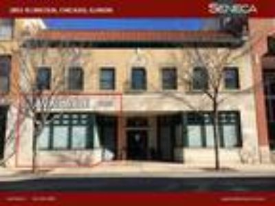 1000 SF Retail Space @ 2851 N Lincoln Ave, Lakeview, Chicago
