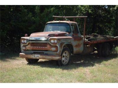 1959 Chevrolet Flatbed