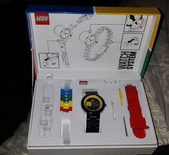 Lego 'Two by Two' watch