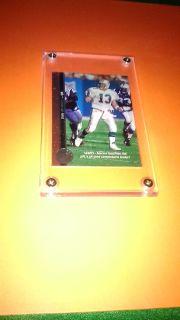 Dan Marino Football Card