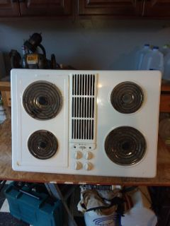 4 Burner stove top