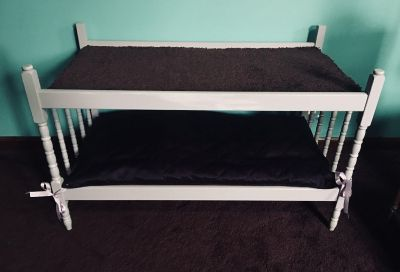 Bunk beds for your furry babies
