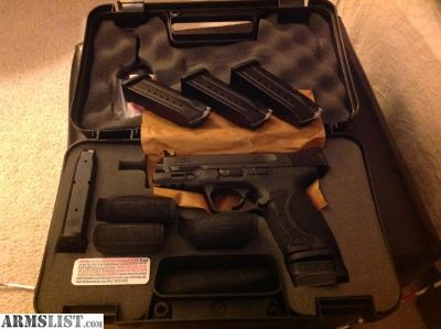 For Sale/Trade: S&W M&P9 2.0 Compact