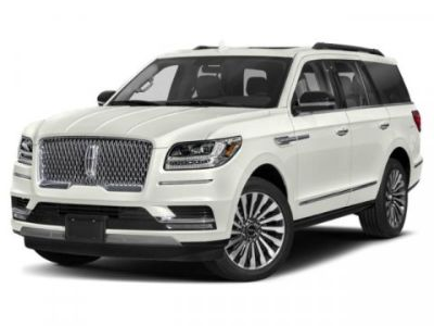 2019 Lincoln Navigator Reserve (White Platinum Metallic Tri-Coat)