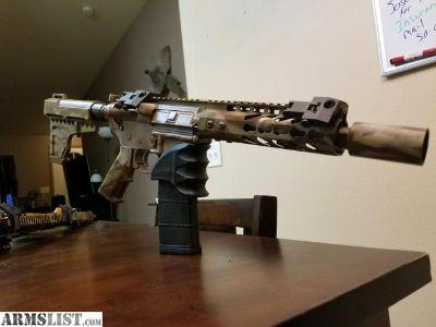 For Sale: custom Ar pistol