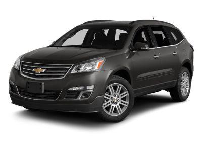 2014 Chevrolet Traverse LT (Champagne Silver Metallic)
