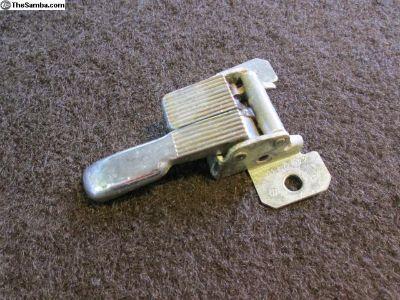 Original Chrome Interior Locking Handle, Door Pull
