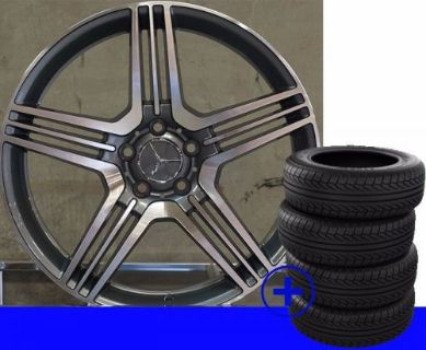 "Buy 20"" Mercedes S63 S550 Rims S500 S400 S350 CLS63 CLS550 500 SL AMG Wheels/ Tires motorcycle in El Centro, California, United States, for US $1,249.00"