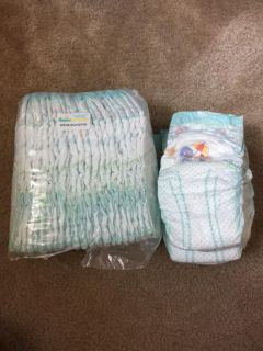 Pampers Baby Dry Diapers- Size 6