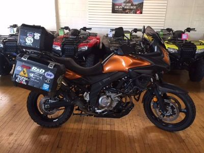 2012 Suzuki V-Strom 650 ABS Dual Purpose Motorcycles Palmerton, PA