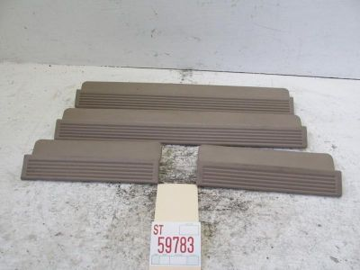 Sell 03 GRAND MARQUIS LEFT RIGHT FRONT REAR INNER DOOR FOOT SILL PLATE TRIM PANEL OEM motorcycle in Sugar Land, Texas, US, for US $61.59