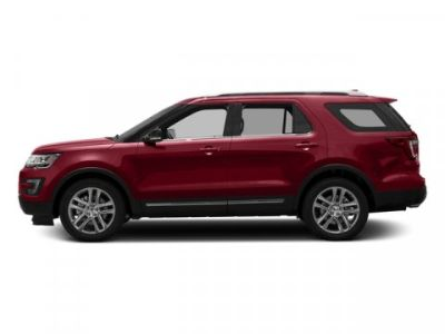 2017 Ford Explorer XLT (Ruby Red Metallic Tinted Clearcoat)