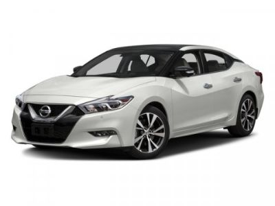 2017 Nissan Maxima Platinum (Super Black)
