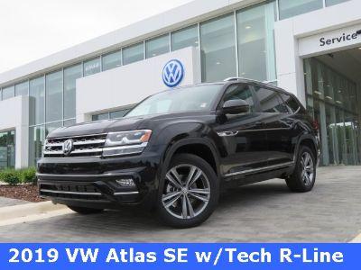 2019 Volkswagen Atlas (Deep Black Pearl)