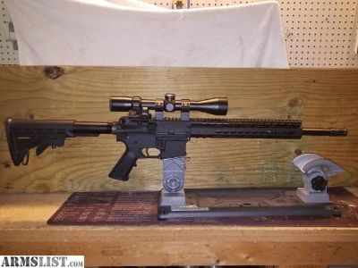 For Trade: AR15 556 heavy barrel