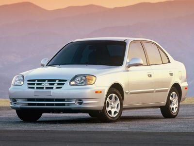 2005 Hyundai Accent GLS ()