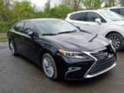 Salvage 2018 LEXUS ES 350 for Sale