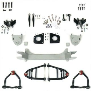 Purchase Mustang II 2 IFS Front End kit for 59-67 El Camino fits Wilwood SSBC Brakes motorcycle in Portland, Oregon, United States, for US $615.50