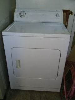 Whilpool washer and dryer