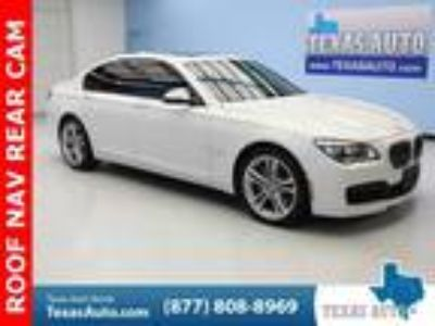 used 2013 BMW 7-Series for sale.