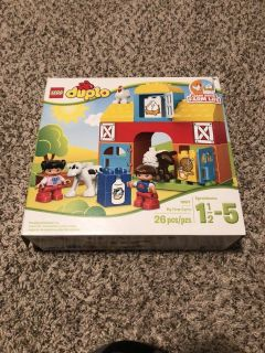 LEGO Duplo My First Farm Set. Excellent Condition.