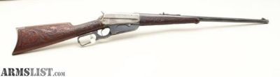 For Sale: Winchester model 1895 with Custom Stocks