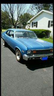 ORIGINAL 1973 CHEVY NOVA 2 DOOR