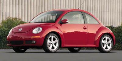 2007 Volkswagen New Beetle 2.5 (Red)