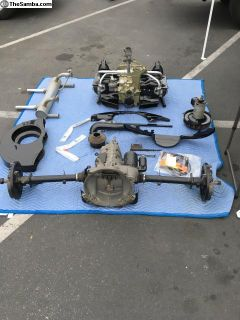 #36Hp motor n transmission