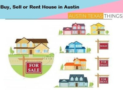 Buy, Sell or Rent House in Austin