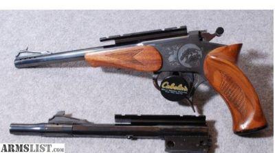 For Sale: Thompson/Center ~ Contender ~ .357 Mag + .45 Colt