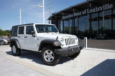 2016 Jeep Wrangler Unlimited Sport 4WD SUV