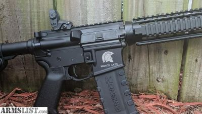 For Sale: AR-15 AR Stoner Upper & Anderson Lower