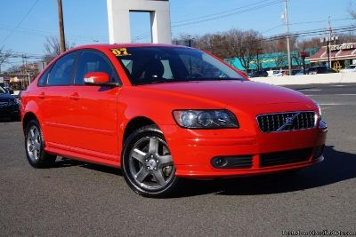 Clean/Clean 100% 2007 Volvo S40 2.5L Turbo