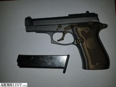 For Sale: Beretta 84 Cheetah Custom