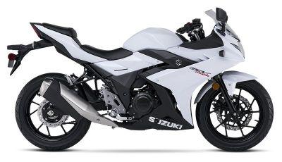 2018 Suzuki GSX250R Sport Motorcycles Bennington, VT