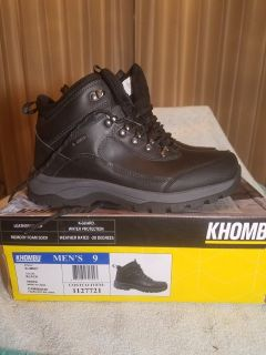 Men's hiker boots size 9 and 10