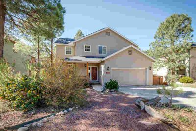 3867 S Box Canyon Trail Flagstaff, Upgraded home with plenty