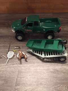 Cabela s Toy Fishing Playset