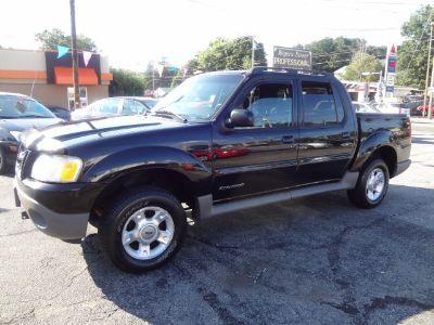 2001 Ford Explorer Sport Trac Base (Black)