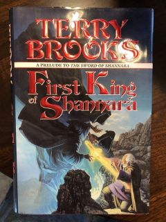Terry Brooks Section 3.0